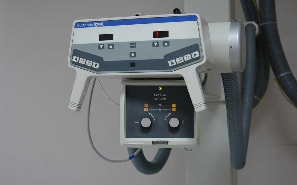 Mobil rontgen minskar antalet sjukhusbesok - Mobil röntgen minskar antalet sjukhusbesök